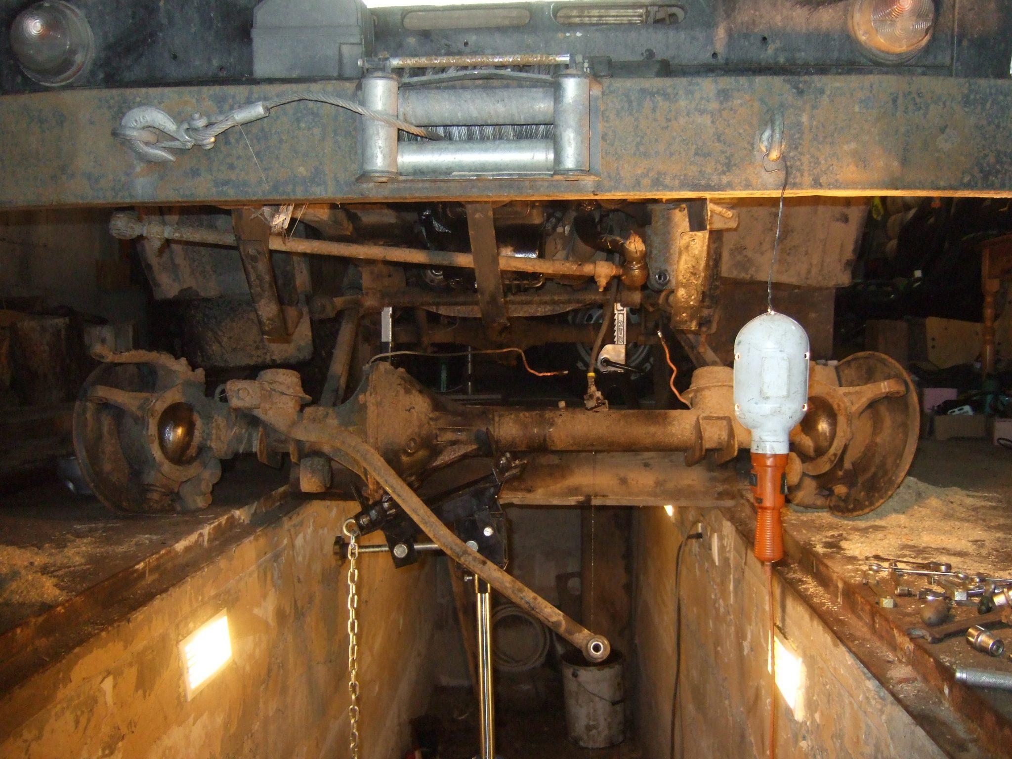 Уаз хантер и его ремонт