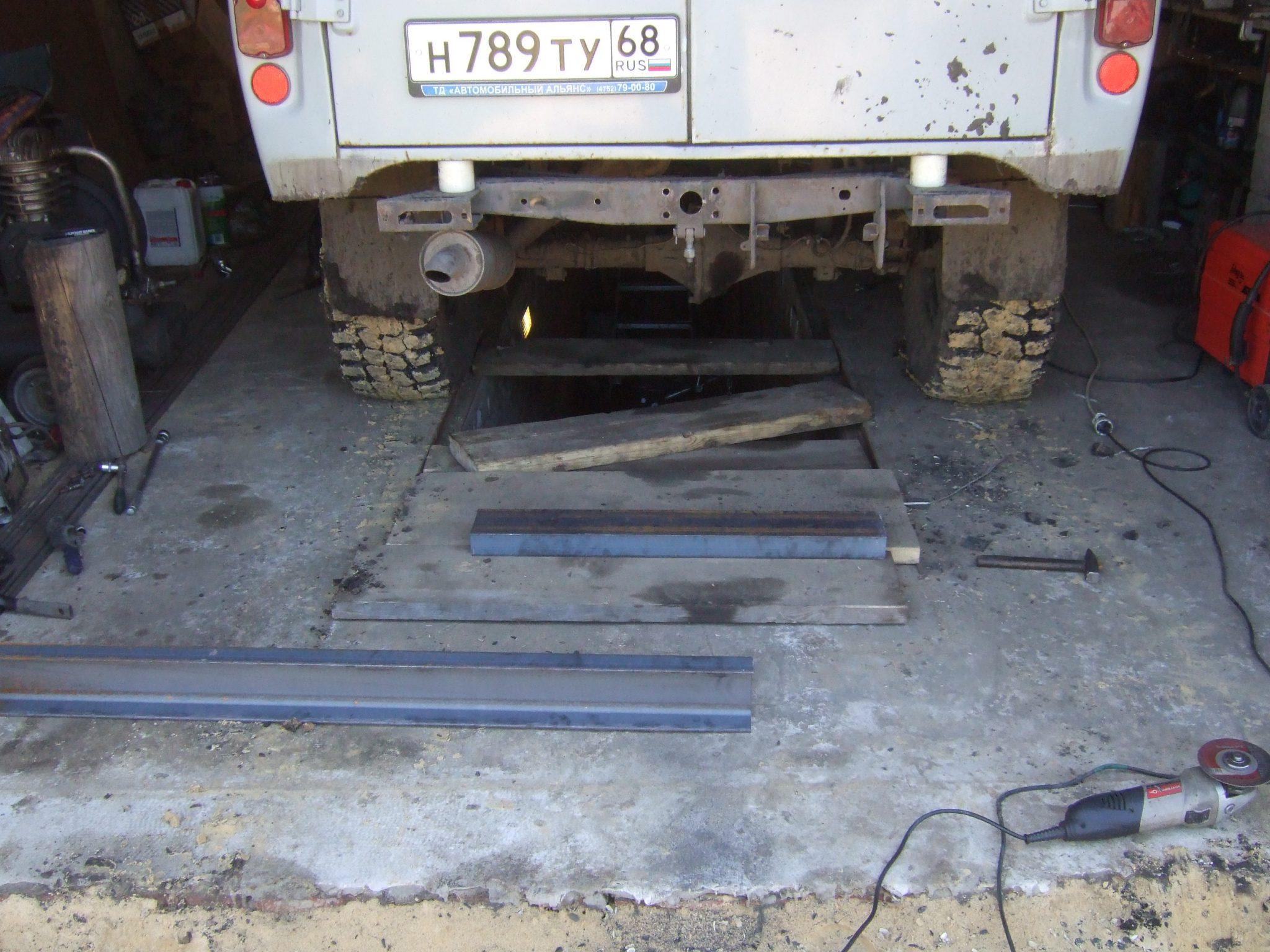 Ремонт автомобиля УАЗ «буханка» своими руками 55