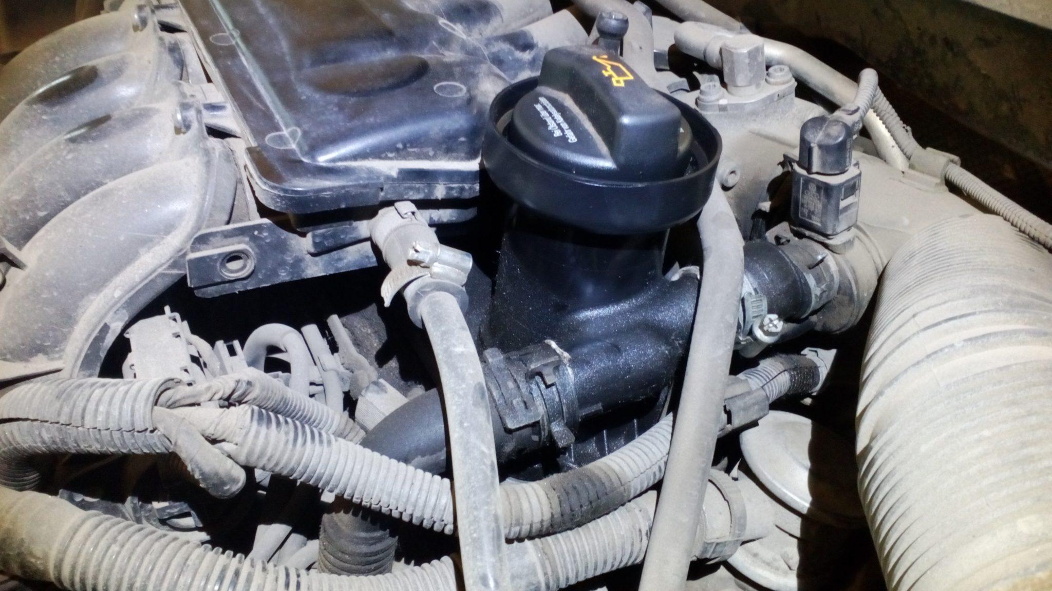 метки двигателя skoda октавия